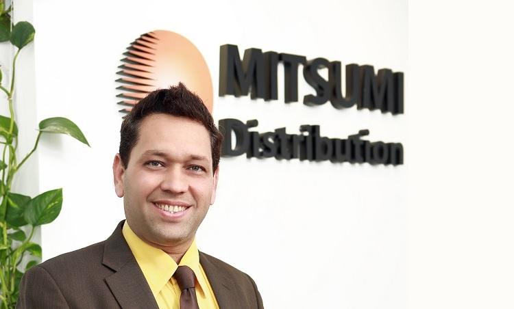 Mitesh Shah, Managing Director at Mitsumi Distribution