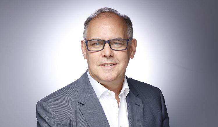 Paul Eccleston, CEO at Nuvias group
