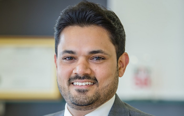 Sharoon Shamsuddin, CEO, ISYX Technologies