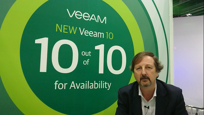 Veeam at GITEX 2017