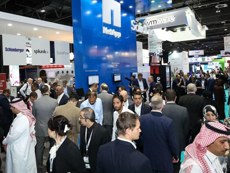 Highlights of Day 1 of GITEX Technology Week 2017