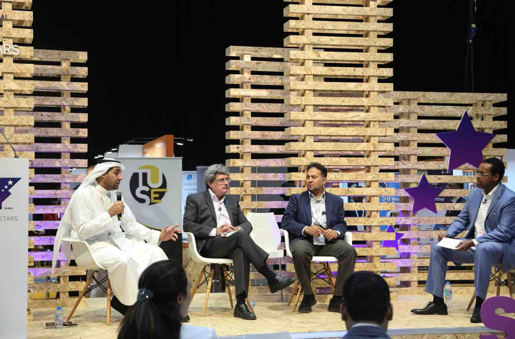 Highlights of Day 2 of GITEX Technology Week 2017
