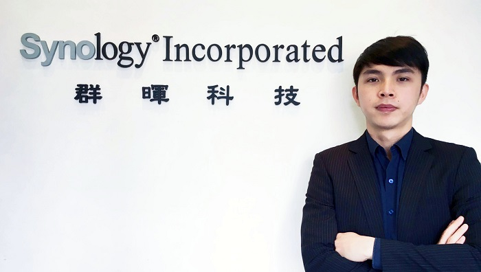 Nick Jheng – Sales Account Manager at Synology