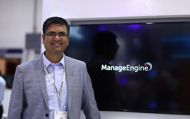 Rajesh Ganesan Director of Product Management ManageEngine
