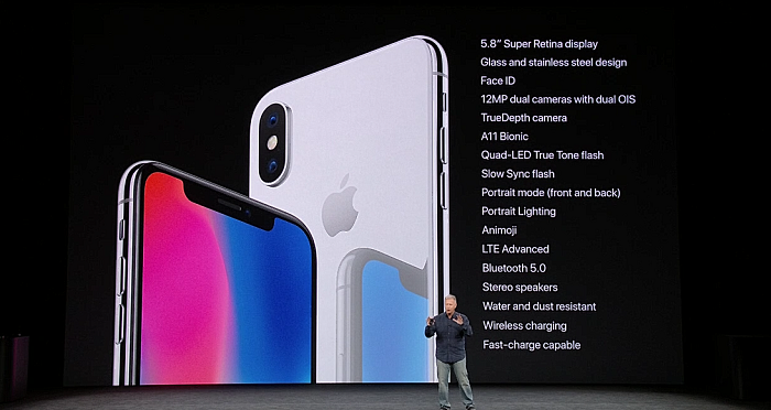 iPhone X arrives at Etisalat on Nov  3 - Channel Post MEA