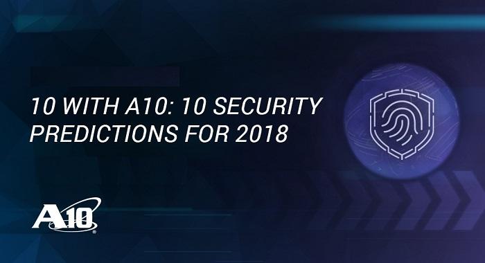 2018 Security Predictions