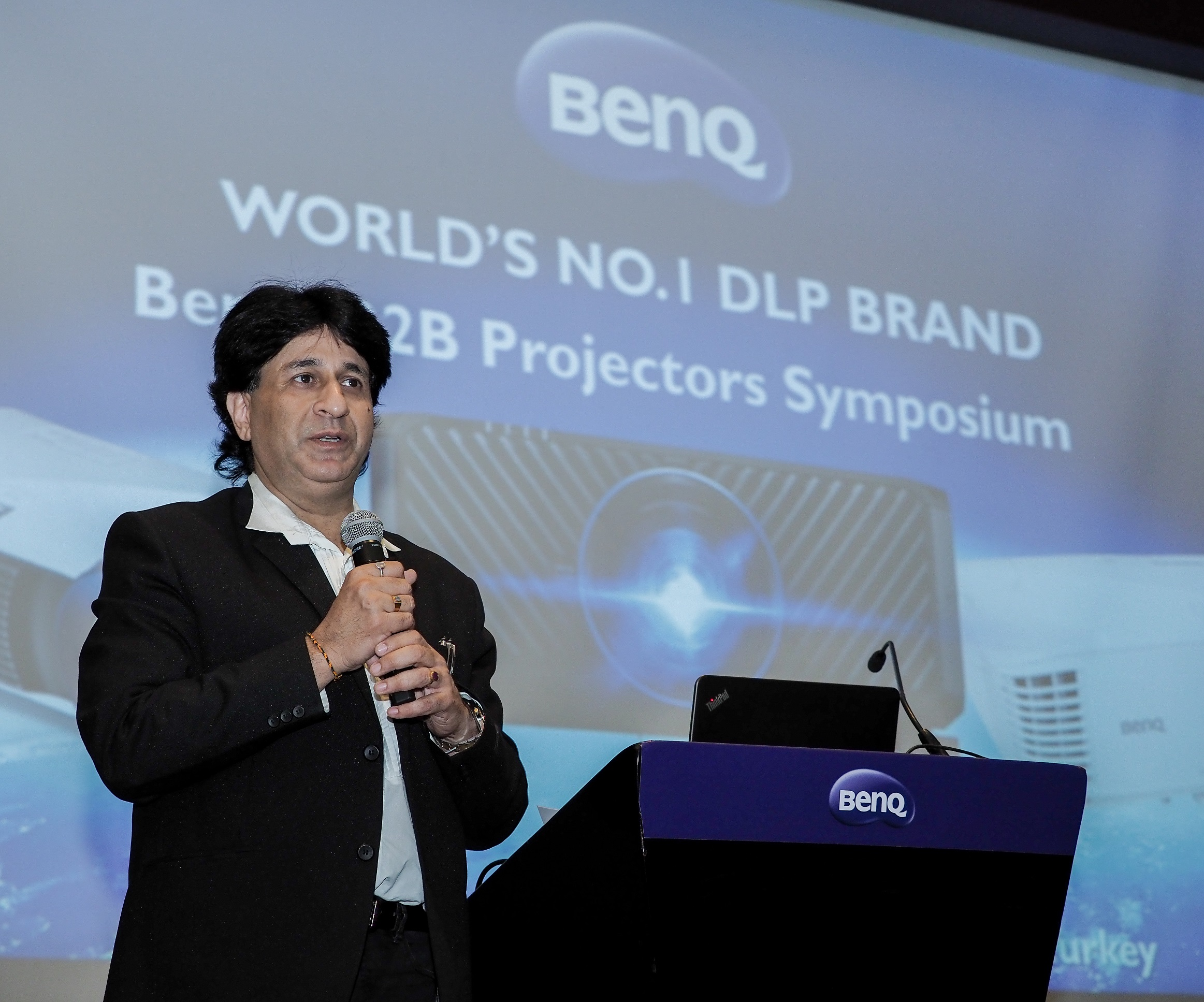 BenQ Intros New Range Of Blue Core Laser Projectors