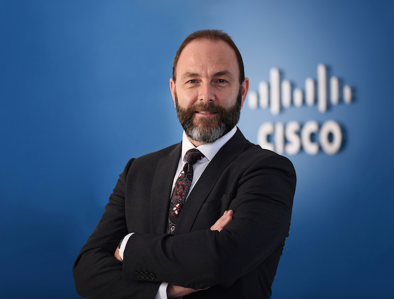 David Meads, Vice President, Cisco Middle East and Africa_