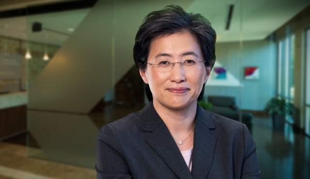 Lisa Su, AMD President and CEO