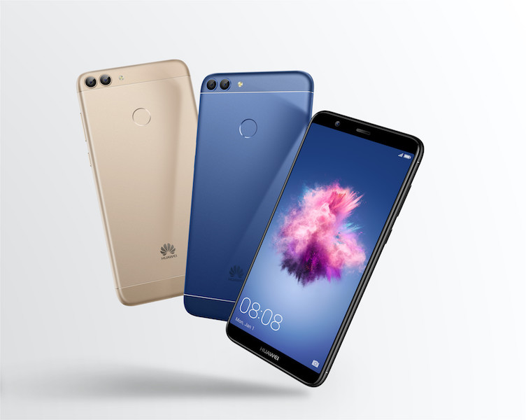 Huawei Unveils P smart Smartphone