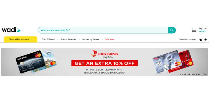 Wadi, RAK Bank announce exclusive partnership