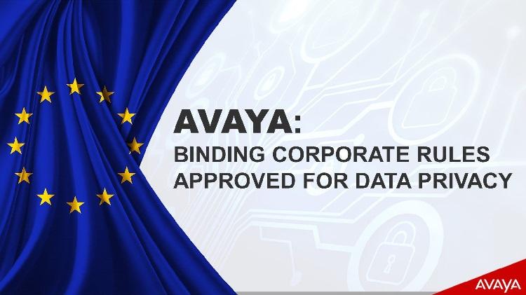 Avaya gets EU data protection approvals