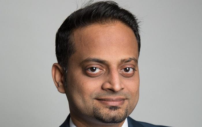 Mohan Raj, Regional Sales Manager – UAE, Bahrain and Oman, LogRhythm