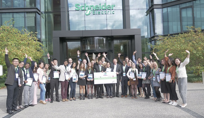 Schneider Electric launches 'Go Green in the City'