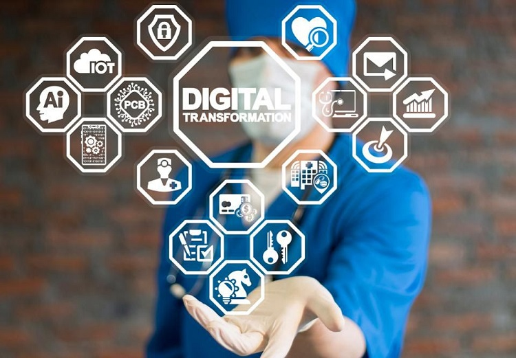 digital transformation on the rise