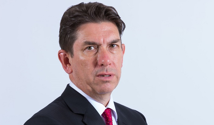 Andrew Calthorpe, CEO, Condo Protego