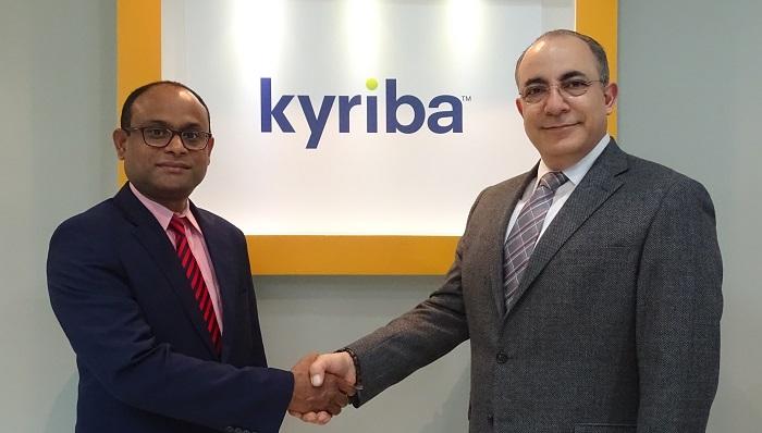 Handshake Kyriba – Finesse