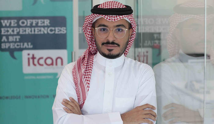 Mansour Al Thani, CEO & Co-founder, itcan