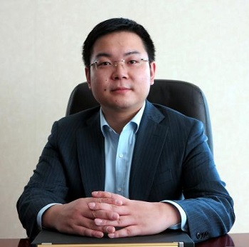 Terry He, President of Enterprise Business at Huawei Middle East