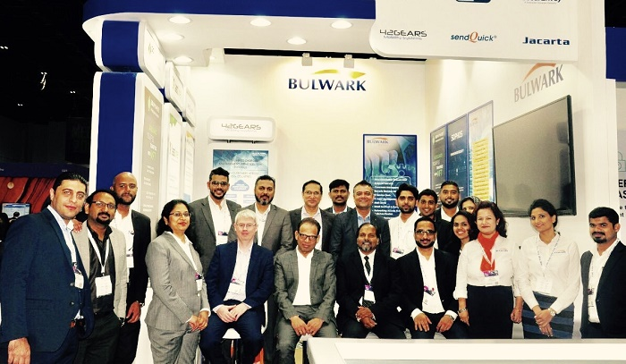Bulwark successfully concludes GISEC 2018