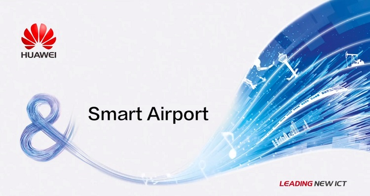 Huawei launches Smart Airport 2.0 solution