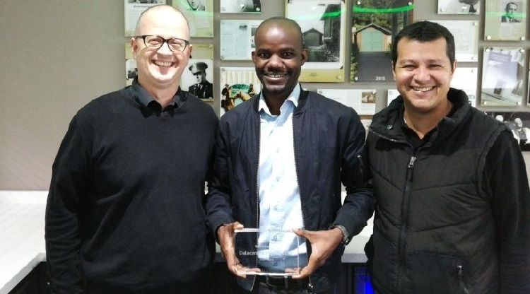 Datacentrix bags 'African Partner of the Year' by Aruba