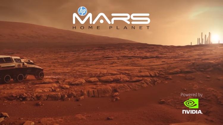 HP MARS