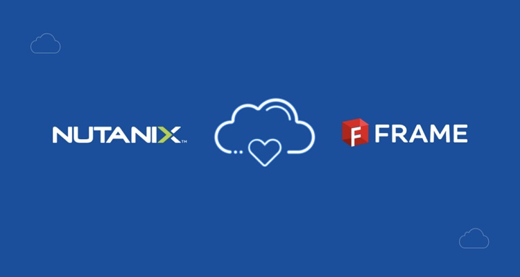 Nutanix to acquire Frame
