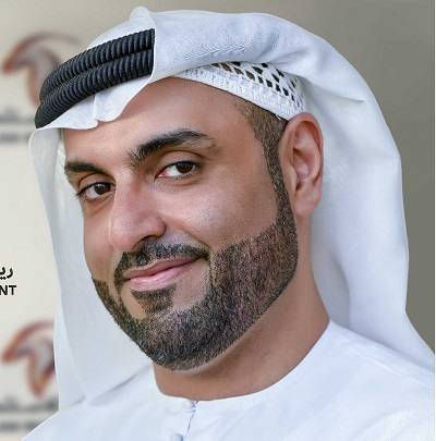 Sultan Ali Lootah, Chairman and CEO of HETACHAIN