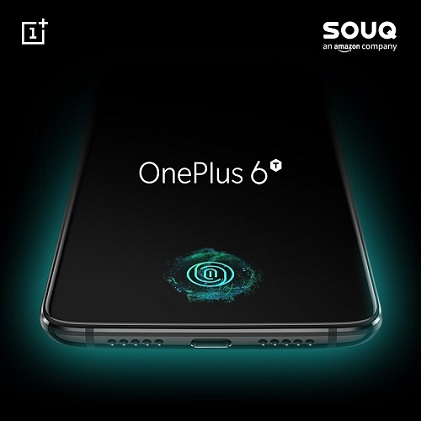 OnePlus 6T to be available at SOUQ.com
