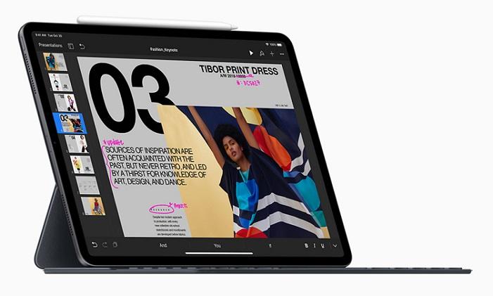 Apple introduces powerful iPad Pro