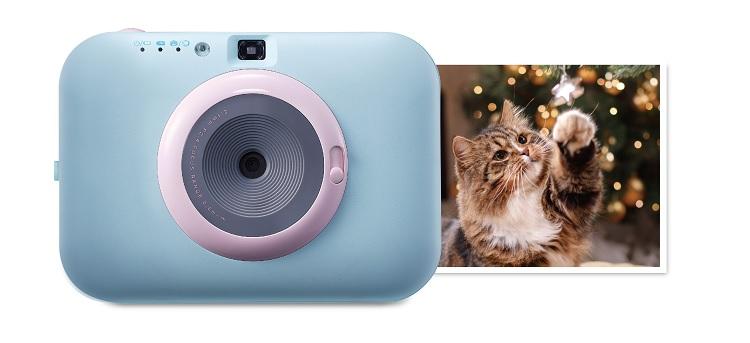 LG unveils hybrid instant camera cum portable printer
