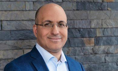 Sam Tayan, Managing Director at Sage Middle East