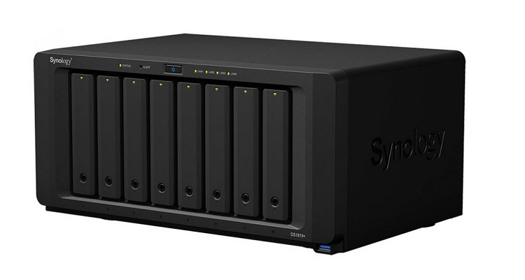 Synology launches new 8-bay desktop NAS solution