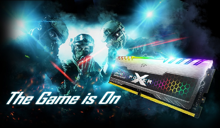 Silicon Power launches first DDR4 RGB Memory for Gamers