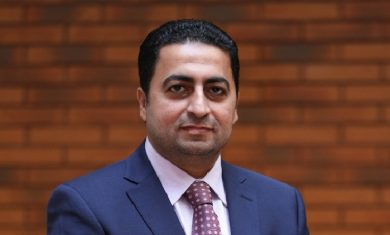 Ehab Kanary, vice president of Enterprise, Middle East and Africa at CommScope
