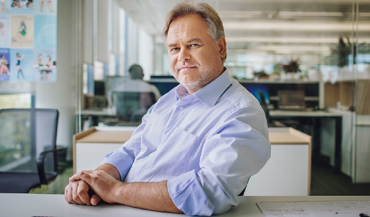 Eugene Kaspersky, CEO at Kaspersky Lab