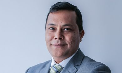 Indranil das, Head of Digital Services, Ericsson Middle East and Africa