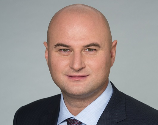 Miroslav Kafedzhiev, vice president and general manager, META, Honeywell Safety and Productivity Solutions