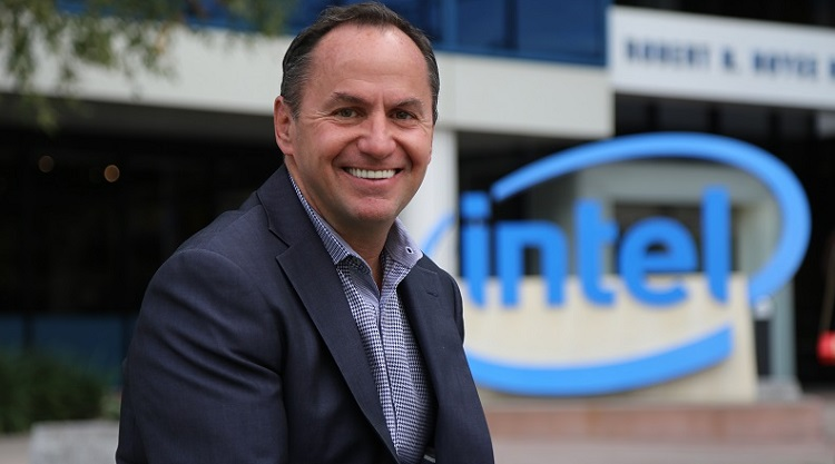 Intel names Robert Swan as the new CEO