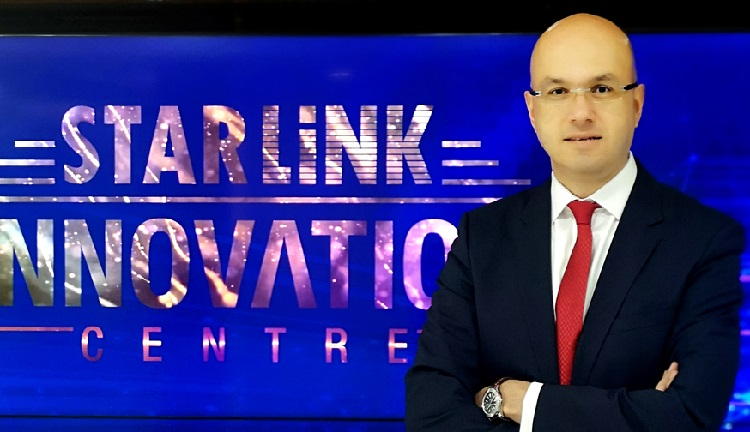 Zaidoun Arbad, the COO for StarLink