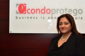 Savitha Bhaskar, COO, Condo Protego