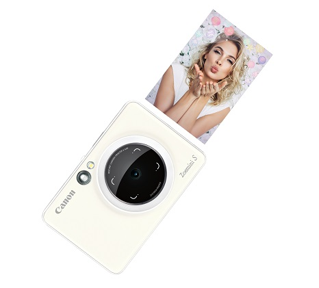 Canon unveils two new instant camera printers