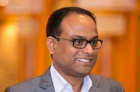 Sunil Paul, Co-Founder & COO at Finesse