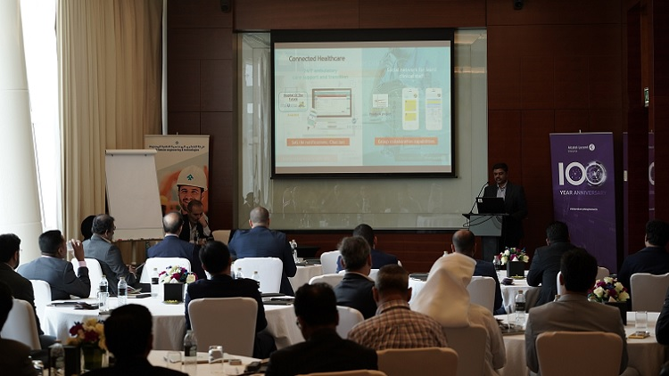 Al-Futtaim and Alcatel-Lucent presents customers with new products