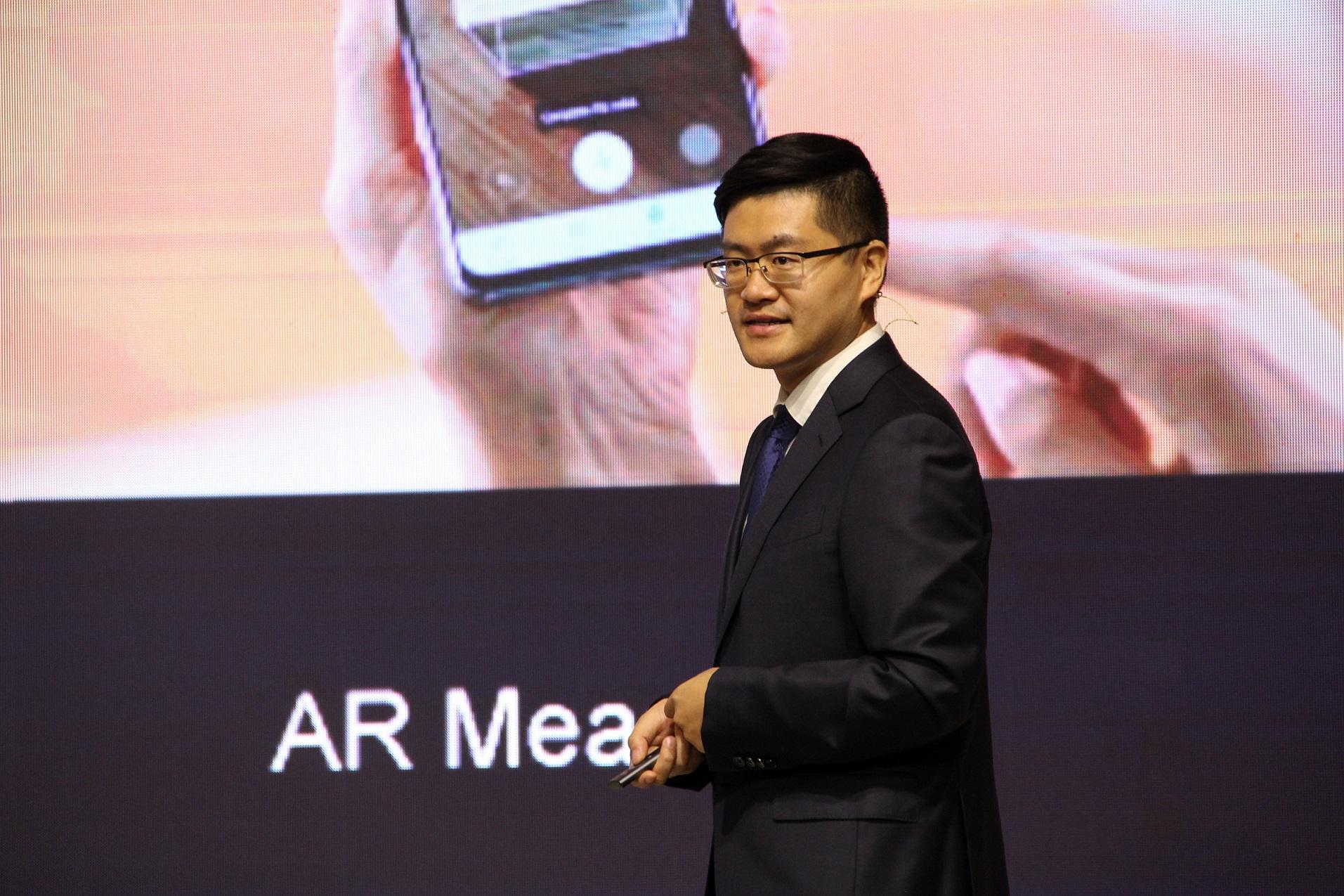 Huawei Day 2019- Jess Lan, President of Huawei CBG, Levant (1)