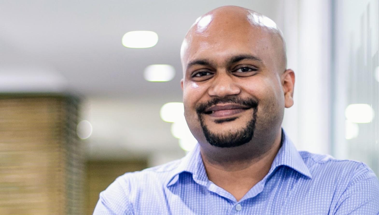 Saurabh Prabhuzantye, Head of Business for Middle East and Africa, Freshworks
