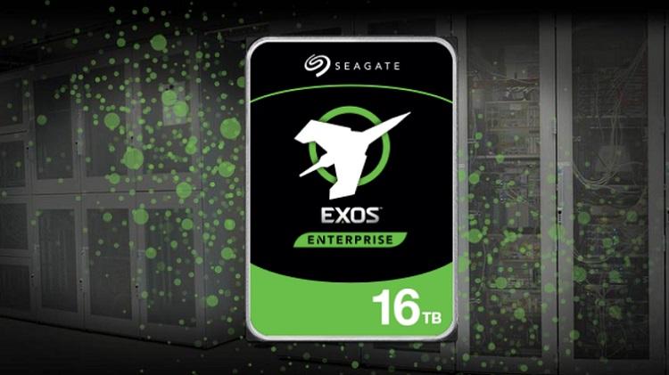 Seagate 16TB