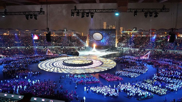 Special Olympics World Games Opening Ceremony 2019