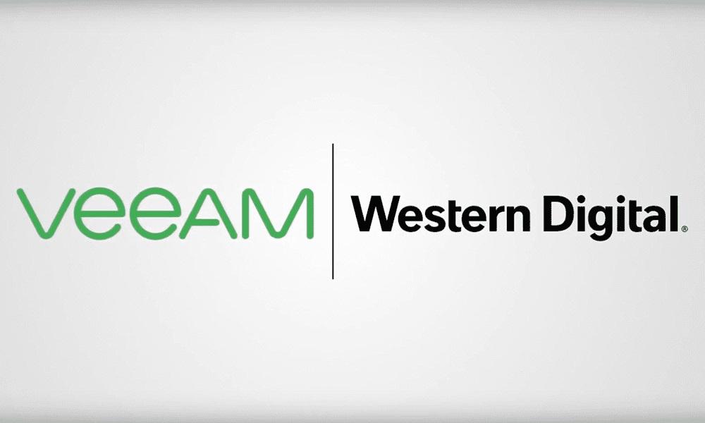 WD_Veeam